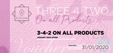3 for 2 products