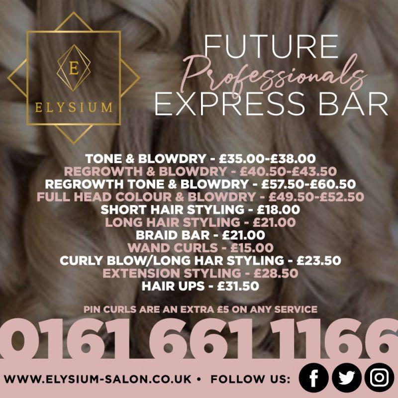 Future Pros Express Bar